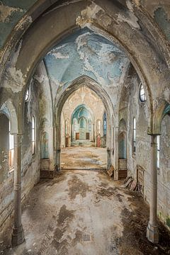 Prachtige Kerk met diepte van Perry Wiertz