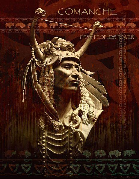 Comanche First People's Power van Waterside Studio