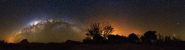 360 Melkweg panorama von Dennis van de Water