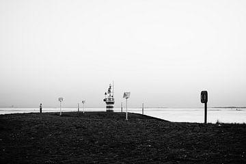 Pier - Hansweert van Maurice Weststrate