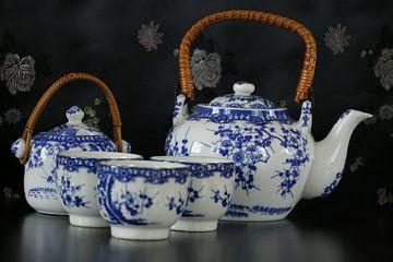 Chinees theeservies van Cora Unk