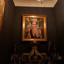 Kundenfoto: Frida con amigos von Nettsch ., auf leinwand
