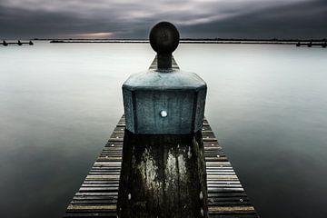 Brouwersdam Zeeland van Eddy Westdijk