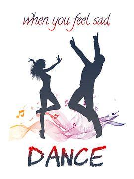 Dansen van Printed Artings