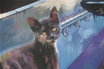 water kat van MD JO
