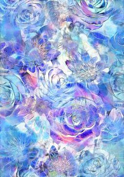 Droom van een bloem van Claudia Gründler