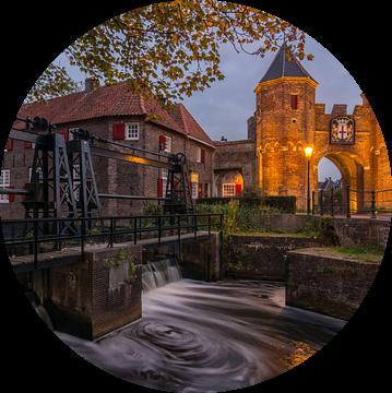 Koppelpoort Amersfoort van Karel Frieswijk
