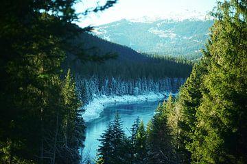 Schweizer Eissee von Guido Coppis