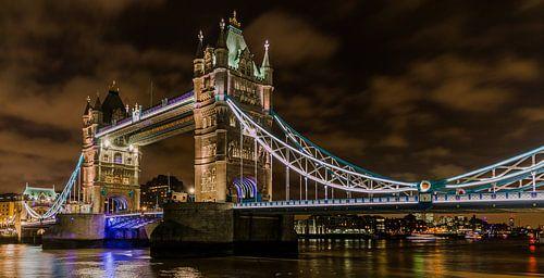 Tower Bridge Londen von Henk Smit