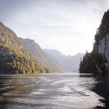 Königssee V von Michael Schulz-Dostal