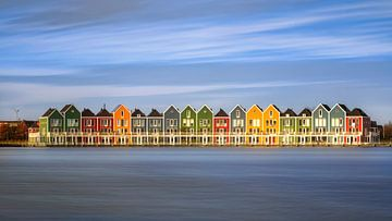 Kleurrijke Huisjes von wim denijs