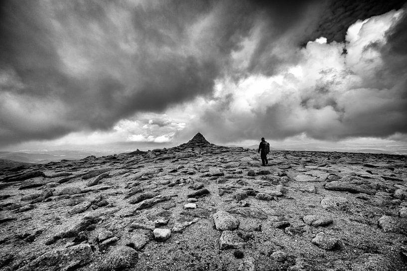 Cairngorm Mountain  van Ruud van den Berg