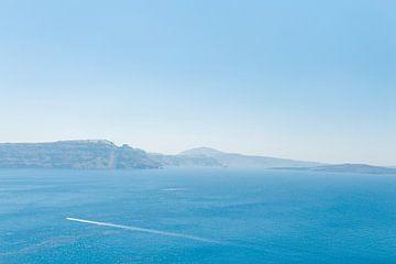 Egeïsche Zee van Laura de Roeck