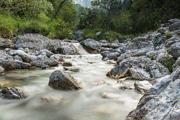 Riviertje in Valle di Bondo Italë van Jefra Creations