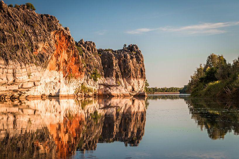 Geikie Gorge National Park - Australie van Eefke Smets