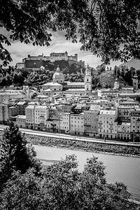 SALZBURG Gorgeous Old Town   Monochrome