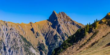 Höfats, Allgäuer Alpen van