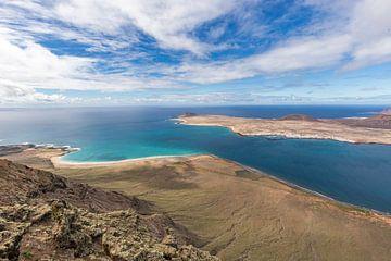 La Graciosa vanuit Lanzarote van Easycopters
