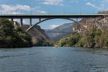 Parque National Cañón del Sumidero van Paul Tolen