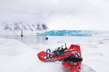 Wandelen op Spitsbergen von Marieke Funke