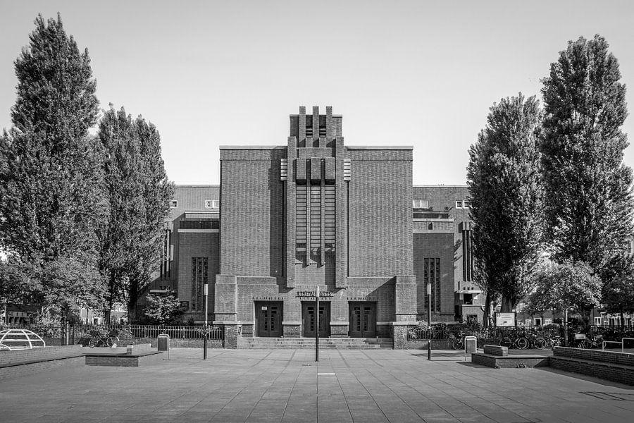 Jan Maijenstraat - Jeruzalemkerk van Hugo Lingeman