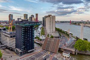 Leuvehaven Rotterdam, Holland van