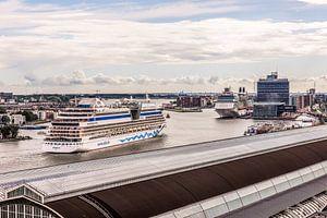 Cruiseschipcultuur van Amsterdam van