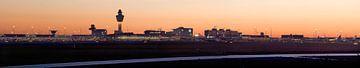 Schiphol panorama van Stephan Van Reisen