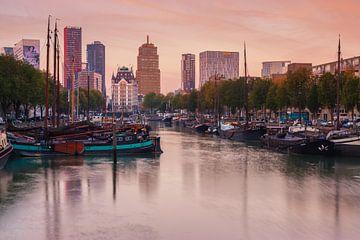 Haringvliet Rotterdam van