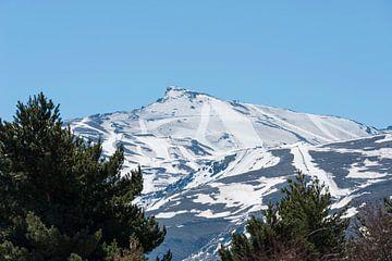 sierra nevada in spanje  von Compuinfoto .