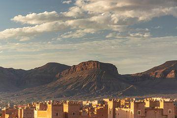 Wüste Sahara (Marokko) von Marcel Kerdijk