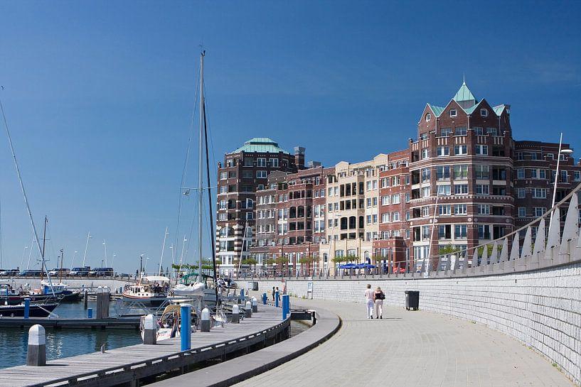 Bataviahaven Lelystad van Bert Meijerink