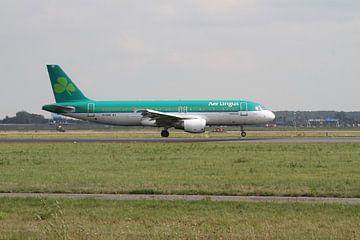 Airbus A320 van Air Lingus van Mark Nieuwkoop