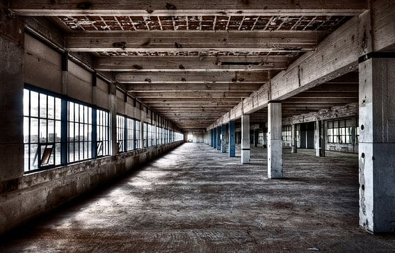 Strijp-S Eindhoven - uniek beeld van voor de renovatie