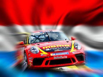 Dylan Pereira - Porsche Supercup 2018 van Jean-Louis Glineur alias DeVerviers