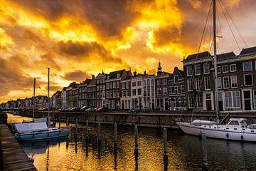 Sky on Fire von Thom Brouwer