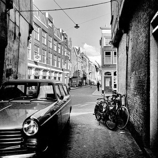 De Voorstraat van Dordrecht van Dordrecht van Vroeger