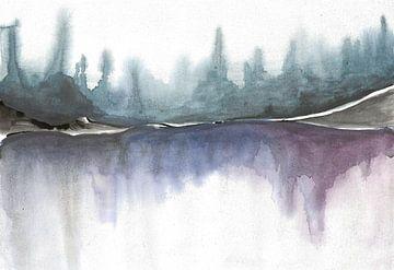 Endless Wood van Jolanda Janzen-Dekker
