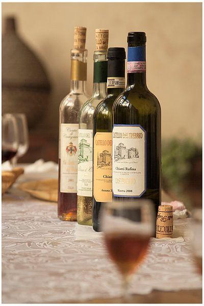 Wijnen van Ronald Hulsebos