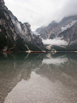 Pragser Wildsee sur Severin Pomsel