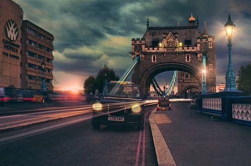 De Towerbrigde in Londen von Elianne van Turennout
