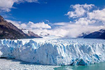Le glacier Perito Moreno en Argentine sur Geert Smet