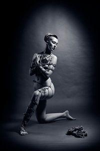 Ballerina in BlueBound von Catherine Mason