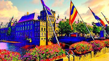 Politiek Den Haag van Digital Art Nederland