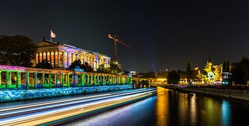Museumeiland Berlijn in een bijzonder licht