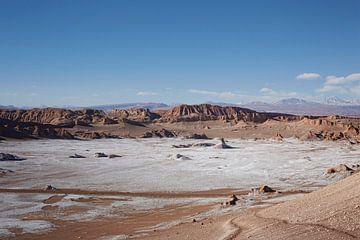 Cordillera del Sal, San Pedro de Atacama, Chile von Tjeerd Kruse