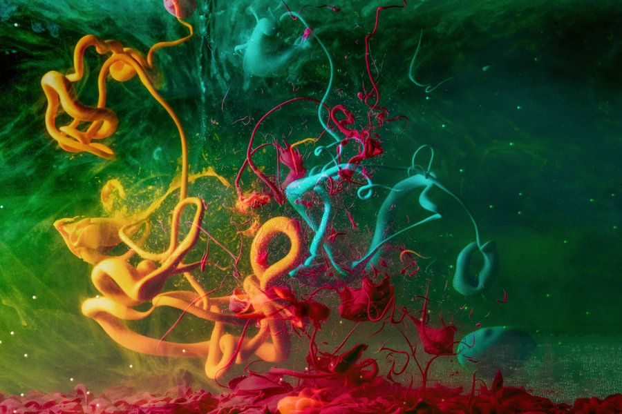 Color your live van Richard Marks