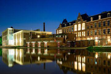 Clubhaus LAGA Delft von Mario Brussé
