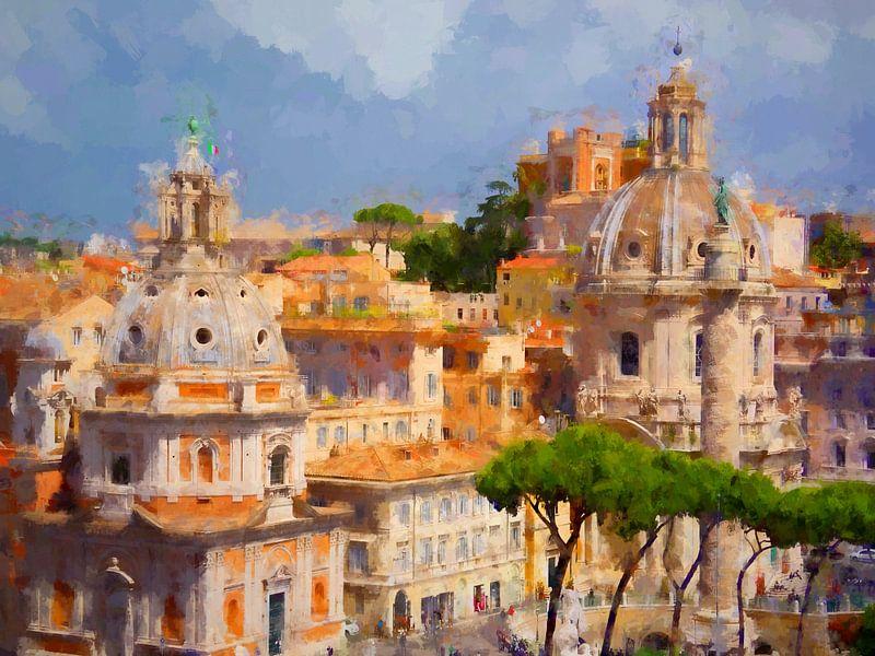 Rome von Andreas Wemmje