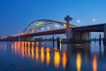 Van Brienenoordbrug Rotterdam van EdsCaptures fotografie